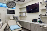 Operating room with robotic tools